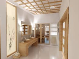 Phòng tắm by INTUS DeSiGn