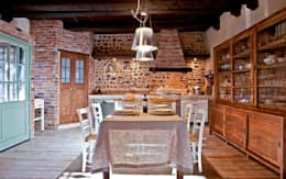 rustic Kitchen by Fabio Carria