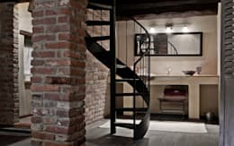 Salle de bain de style de style Rustique par Fabio Carria