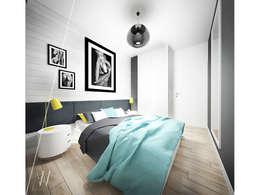 AAW studio의  침실
