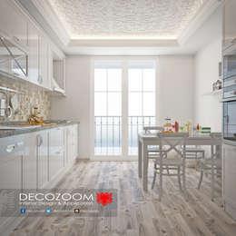 country Kitchen by DECOZOOM INTERIOR DESIGN