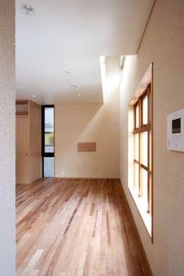 中川龍吾建築設計事務所의  거실