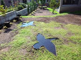 Garden  by 空間設計室/kukanarchi