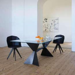 Mobilier design: Salle à manger de style de style Moderne par Art D.D.C