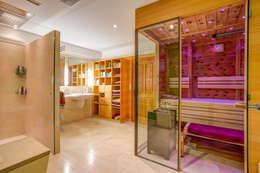 modern Bathroom by Jahn Gewölbebau