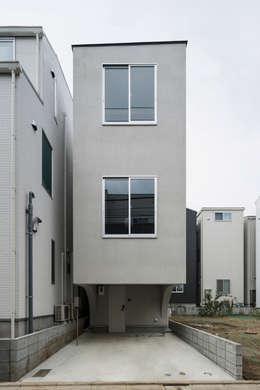 房子 by Kentaro Maeda Architects