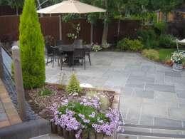 Projekty,  Ogród zaprojektowane przez BARTON FIELDS LANDSCAPING SUPPLIES