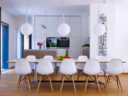 Projekty,  Kuchnia zaprojektowane przez Baufritz (UK) Ltd.