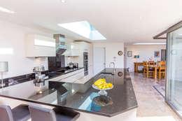 Projekty,  Kuchnia zaprojektowane przez CCD Architects