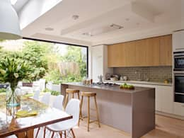 Holloways of Ludlow Bespoke Kitchens & Cabinetry의  주방