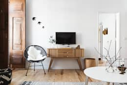 moderne Woonkamer door Architect Your Home
