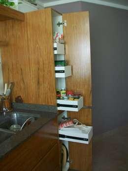 PUEYRREDÓN: Cocinas de estilo moderno por taller125
