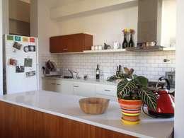 TEODORO GARCIA: Cocinas de estilo moderno por taller125
