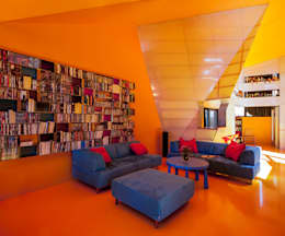 Salas de estar modernas por The Sibarist Property & Homes