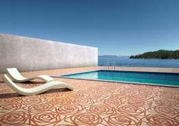 modern Pool by Kreoo