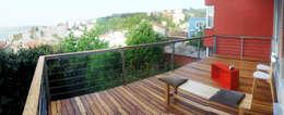 Meydan Mimarlik Ltd. Şti – Mevsimlik Teras Çözümü:  tarz Teras