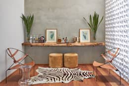 modern Living room by Piloni Arquitetura