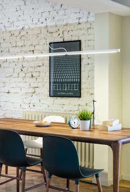 scandinavian Dining room by Assen Emilov Photography