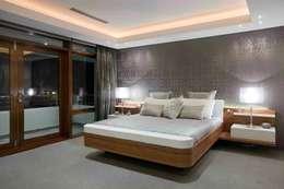 Interior designs: modern Bedroom by Optimystic Designs