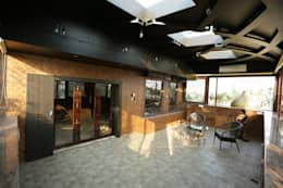 Interior Designs:  Terrace by Ornate Consultants