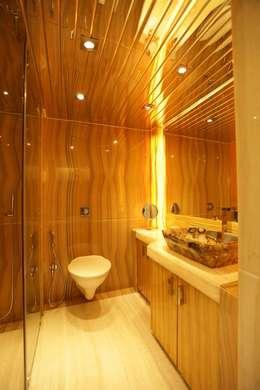 Interior Designs: modern Bathroom by Ornate Consultants
