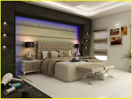 Master Bedroom Design:   by The Silversea