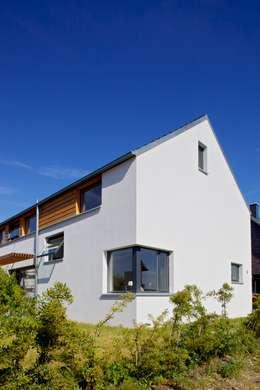 scandinavische Huizen door gondesen architekt