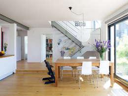 scandinavische Eetkamer door gondesen architekt