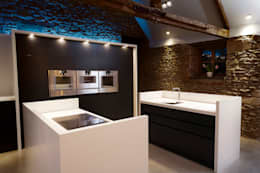The Chefs Kitchen: modern Kitchen by Papilio