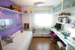 modern Nursery/kid's room by Patrícia Azoni Arquitetura + Arte & Design