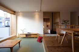 辻健二郎建築設計事務所의  거실