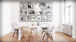 Comedores de estilo moderno por Designsetter