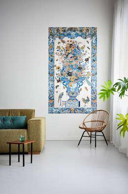 Murs & Sols de style de style Moderne par IXXI