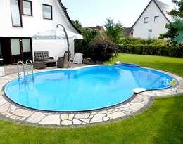 swimmingpool im garten 6 budgetfreundliche ideen. Black Bedroom Furniture Sets. Home Design Ideas
