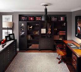 ANNA DUVAL의  서재 & 사무실