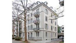 klasieke Huizen door Fastarch Architekturbüro eth/sia