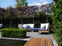 Loungeset: moderne Tuin door Vormad - Sittingimage