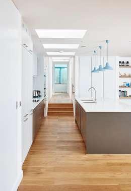 Projekty,  Kuchnia zaprojektowane przez Barc Architects