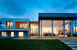 Projekty, nowoczesne Domy zaprojektowane przez Barc Architects