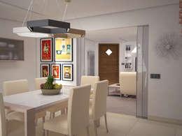 Mai più pareti vuote in cucina: 7 idee intelligenti