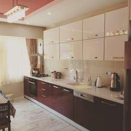 modern Kitchen by FG Mimarlık