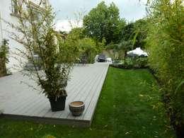 classic Garden by Scènes d'extérieur