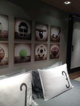 Chambre d'enfant de style de style Moderne par FEF Arquitectas