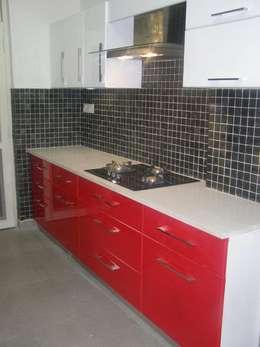 Kitchen At Utopia: modern Kitchen by Impetus kitchens