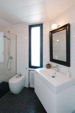 moderne Badkamer door ImagenSubliminal