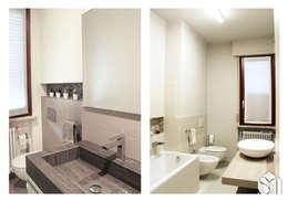 SuMisura: modern tarz Banyo