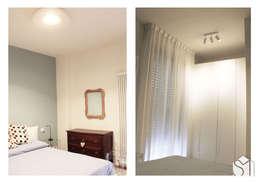 SuMisura: modern tarz Yatak Odası