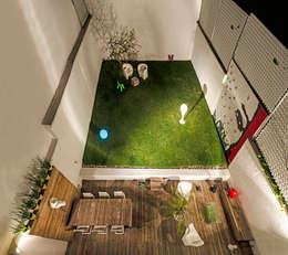 Patios & Decks by Miguel de la Torre Arquitectos
