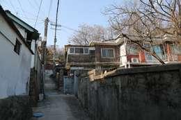 BEFORE : IEUNG Architect의  주택