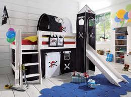 غرفة الأطفال تنفيذ Allnatura